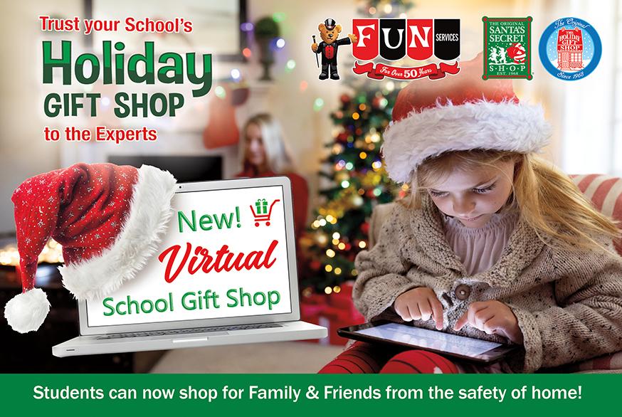virtual Holiday Gift Shop image